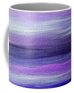 Amethyst Mirage  Coffee Mug by Rachel Hannah