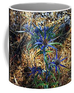Amethyst Sea Holly Coffee Mug