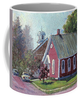 Amherst Chapel Coffee Mug