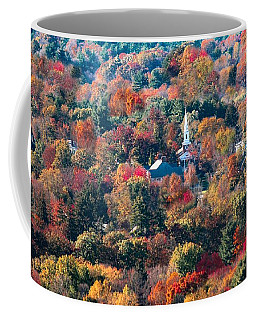 Coffee Mug featuring the photograph Amidst Natural Beauty by Sven Kielhorn