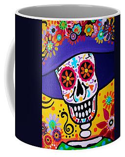 Amiga Catrina Smile Coffee Mug
