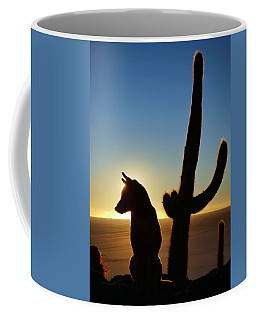 Coffee Mug featuring the photograph Amigo by Skip Hunt