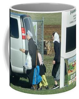 Amish Auction Coffee Mug