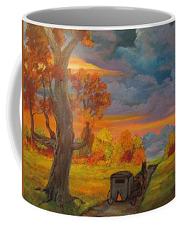 Amish Autumn Coffee Mug