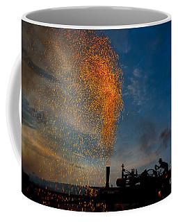 Amish Fireworks Coffee Mug