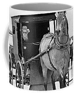 Amish Rig Coffee Mug