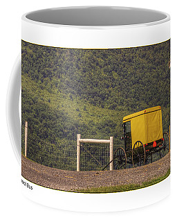 Amish School Bus Coffee Mug