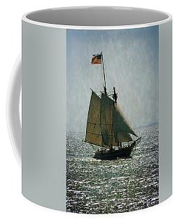 Amistad Coffee Mug by Karol Livote