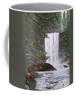 Ammonite Falls Coffee Mug