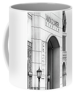 Amon Carter Stadium 110416 Bw Coffee Mug