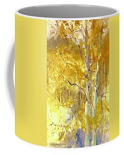 Among The Aspens Coffee Mug