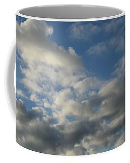 Among The Clouds Coffee Mug
