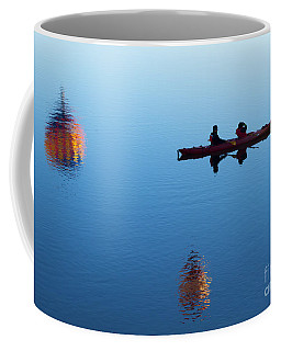 Among The Heavens Coffee Mug