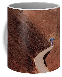 Among The Painted Hills Coffee Mug