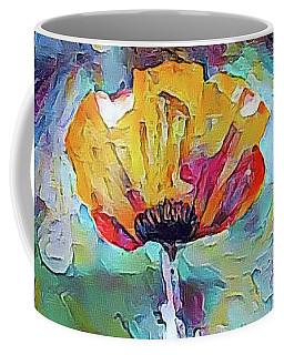 Among The Poppies II Coffee Mug
