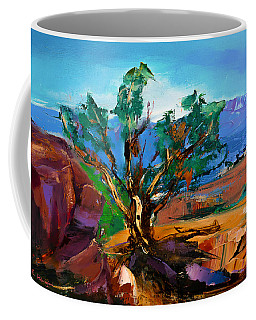 Among The Red Rocks - Sedona Coffee Mug