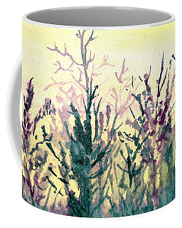 Among The Reeds Coffee Mug