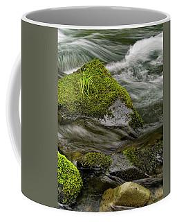 Among The Rocks Coffee Mug
