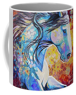 Among The Wildflowers Coffee Mug