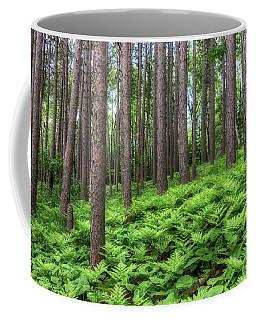 Amongst The Ferns Coffee Mug