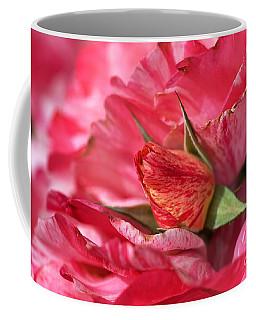 Amongst The Rose Petals Coffee Mug
