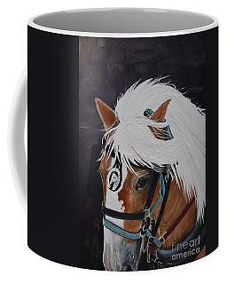 Amos - Haflinger - Horse Coffee Mug