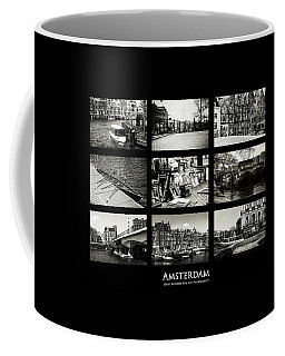 Amsterdam By Jenny Rainbow Coffee Mug