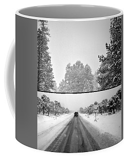 Coffee Mug featuring the photograph Answer by Mark Ross