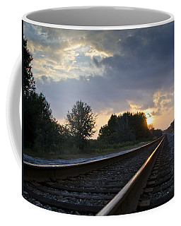 Amtrak Railroad System Coffee Mug