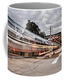 Amtrak Viewliner Coffee Mug