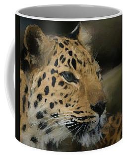 Amur Leopard Da Coffee Mug