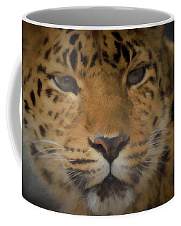 Amur Leopard Dp Coffee Mug