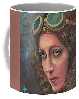 Amy Johnson Coffee Mug
