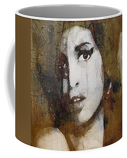 Amy Winehouse Love Is A Losing Game  Coffee Mug