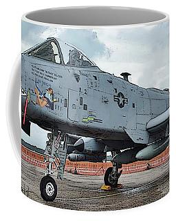 Amy's Jet 6800 Coffee Mug