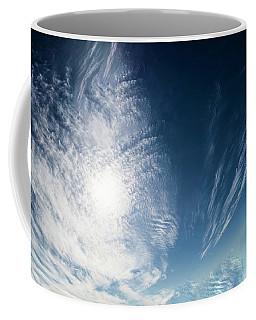 An Abstract Sky Coffee Mug