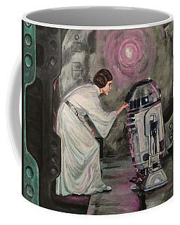 An Act Of Rebellion Coffee Mug