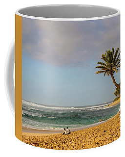 An Afternoon At Sunset Beach Coffee Mug