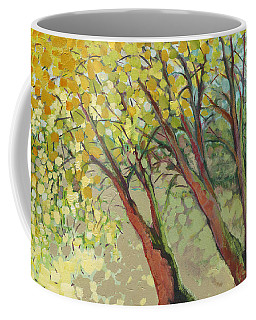 An Afternoon At The Park Coffee Mug