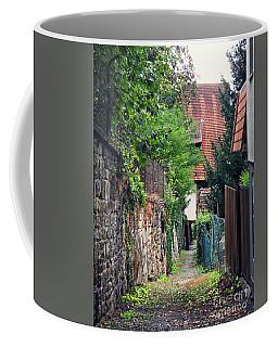 An Alley In Schwaigern Coffee Mug