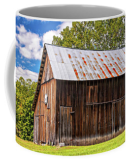 An American Barn 2 Coffee Mug