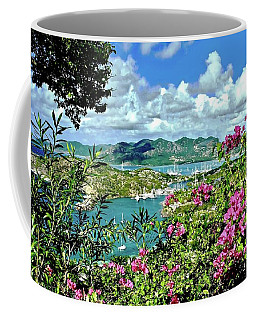 An Antigua Landscape Coffee Mug