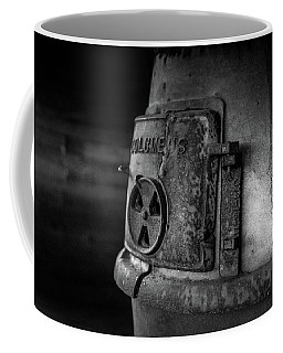 An Antique Stove Coffee Mug