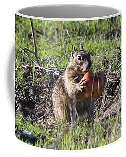 An Apple A Day  Coffee Mug