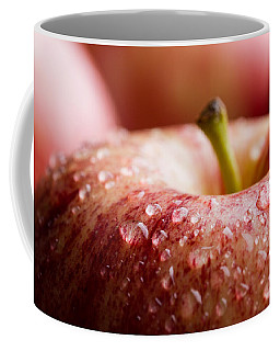 An Apple A Day... Coffee Mug by Yvette Van Teeffelen