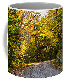 An Autumn Landscape - Hdr 2  Coffee Mug