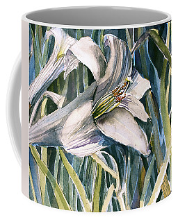 An Easter Lily Coffee Mug