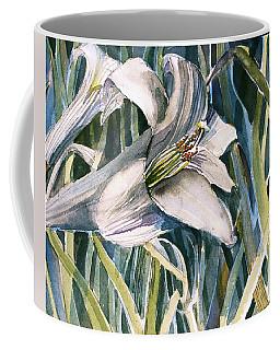 An Easter Lily Coffee Mug