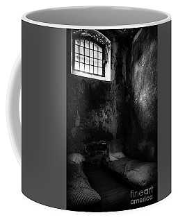 Coffee Mug featuring the photograph An Empty Cell In Old Cork City Gaol by RicardMN Photography