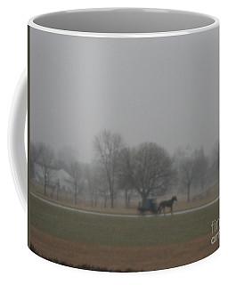 An Evening Buggy Ride Coffee Mug